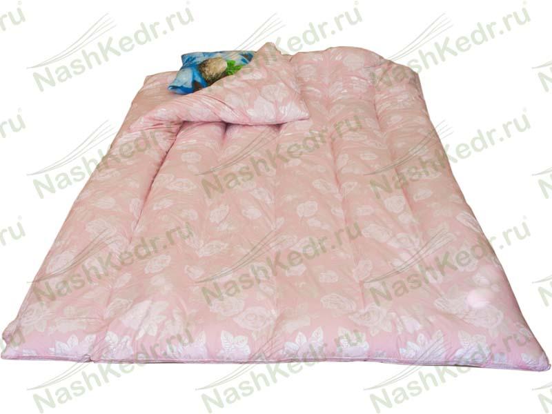 Кедровые подушки и другие постельные принадлежности