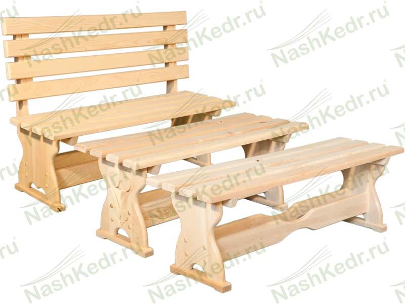 Скамейки из дерева своими руками цены 67