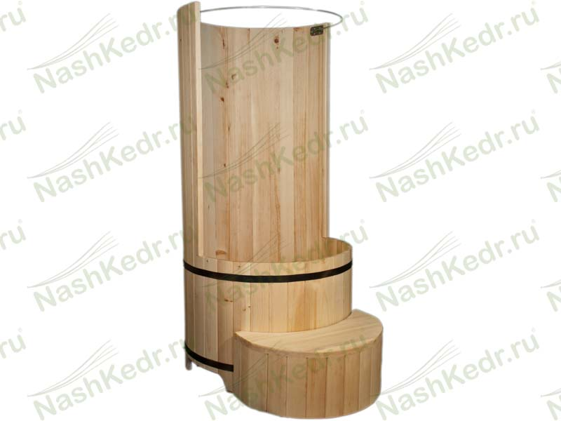 Привозим оптимальный подарок – бондарные аксессуары для бани от фирмы «Наш Кедр»!