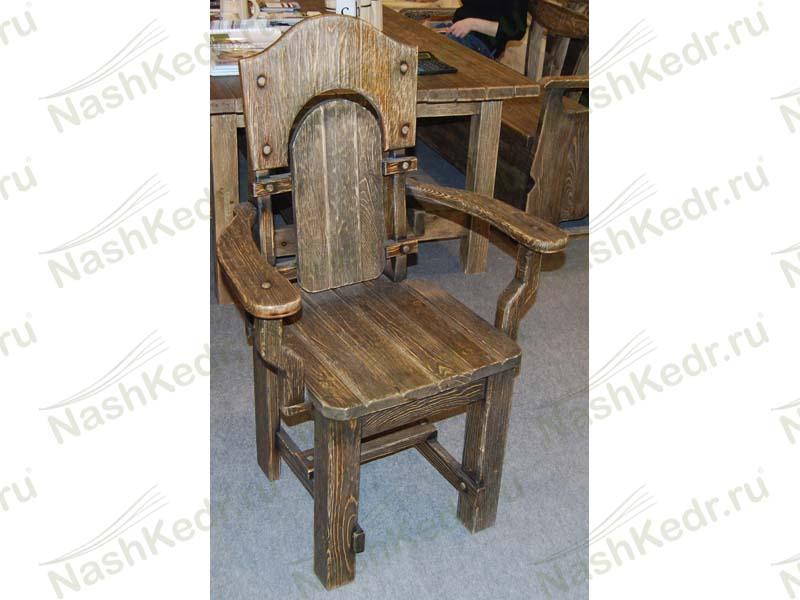 Мебель под старину - купить по цене производителя, магазин Наш Кедр
