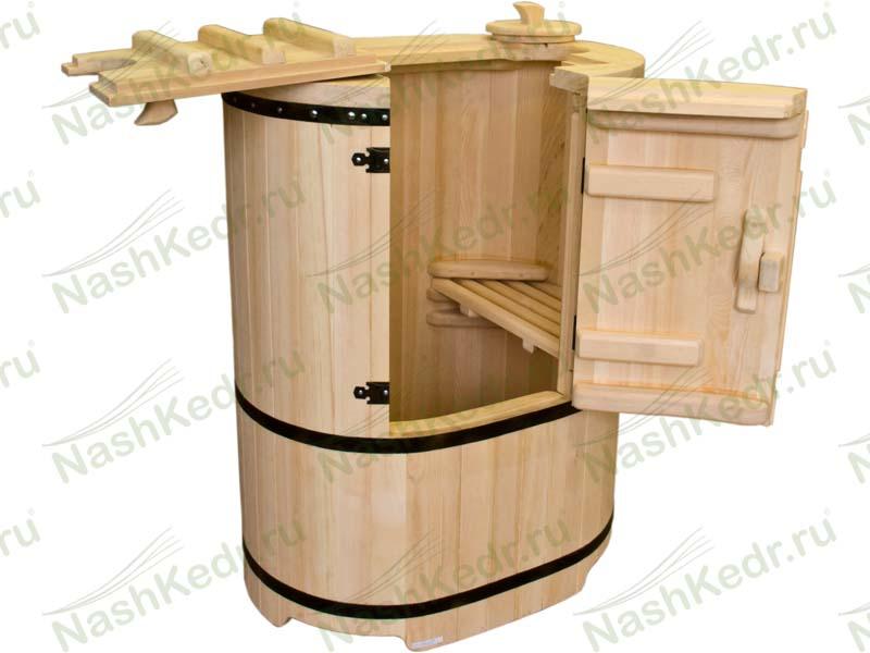 Лечебные свойства древесины кедра и SPA процедуры