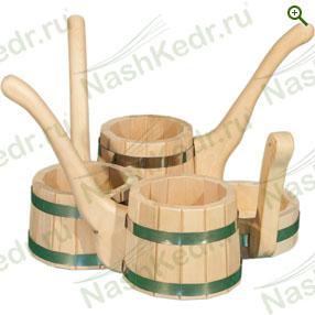 Аксессуары для бани и сауны - Черпаки для бани - купить по цене производителя - магазин Наш Кедр