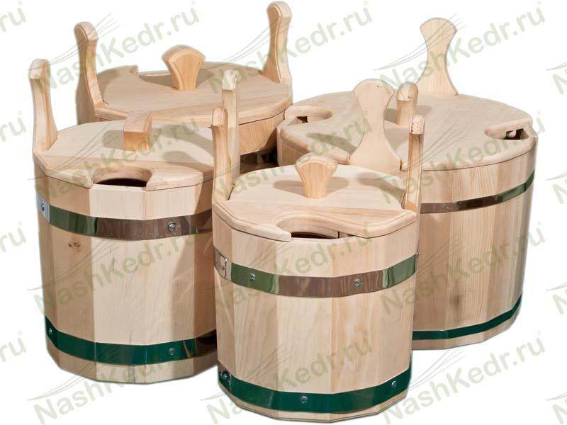 Подбираем деревянные аксессуары для бани липовые!