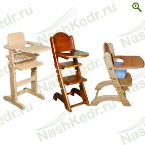 Мебель деревянная - Детские стульчики - купить по цене производителя - магазин Наш Кедр