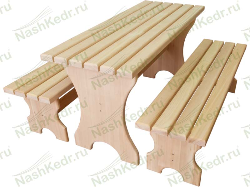 Мебель для бани из дерева своими руками фото