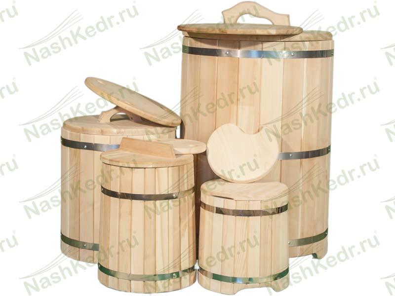 Характеристики посуды из дерева