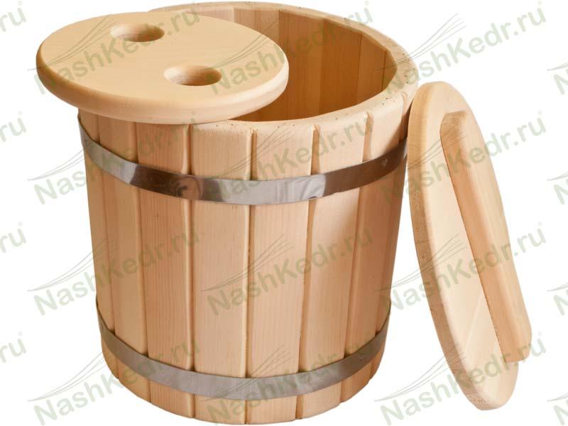 Деревянная бочка для засолки купить